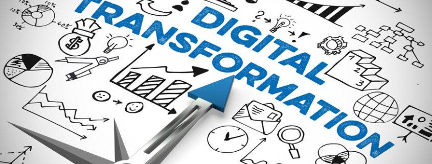 Die digitale Transformation bewältigen