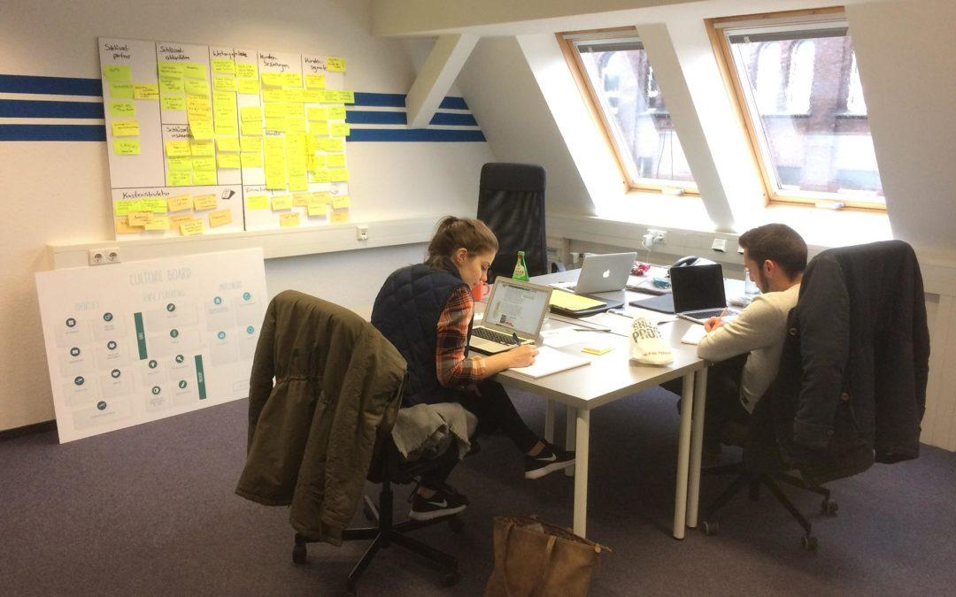 Neue Büroräume – wir wachsen!